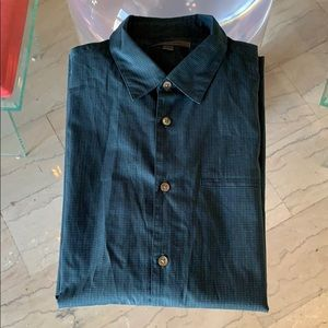 John Varvatos Mens Long Sleeve Shirt sz M Like New